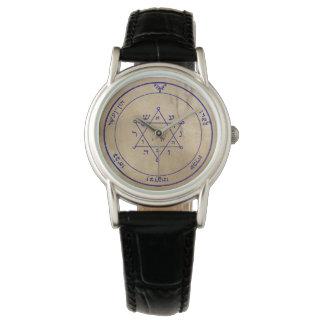 Deuxième pentagramme de Jupiter Montres Bracelet