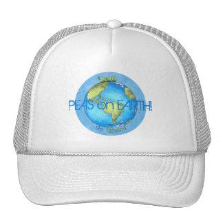 Devenez écolo - jour de la terre casquettes