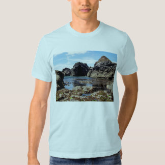 Devon du sud Prawle est à la roche de Gara T-shirt
