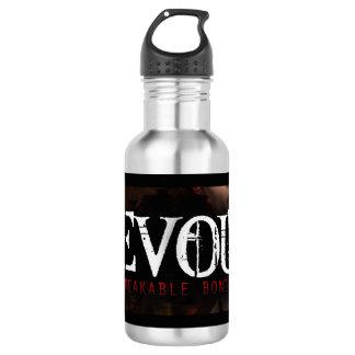 Dévorez la bouteille d'eau d'acier inoxydable