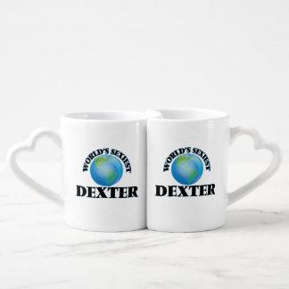 Dexter le plus sexy du monde mug amoureux