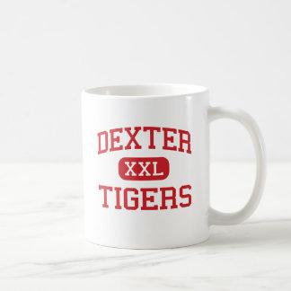 Dexter - tigres - collège - Dexter Maine Tasse