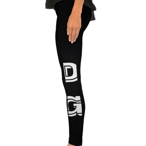 Dg - Dopant Girl$ (guêtres) Leggings