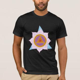 Dhanwantari Kali Yantra des hommes T-shirt