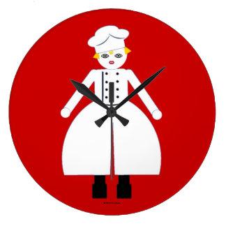 Grande cuisine horloges grande cuisine horloges murales - Horloge murale de cuisine ...