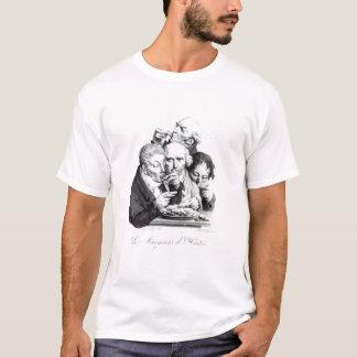 d'Huitres de Les Mangeurs, 1825 T-shirt
