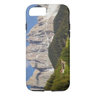 Di Funes, Villnosstal, dolomites, Italie de Val Coque iPhone 8/7