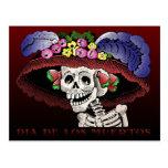 Dia de los Muertos [carte postale]