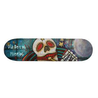 Dia De Los Muertos Skateboard