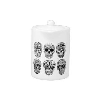 Dia de los Muertos Skulls (jour des morts)