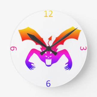 Diable Horloge Ronde