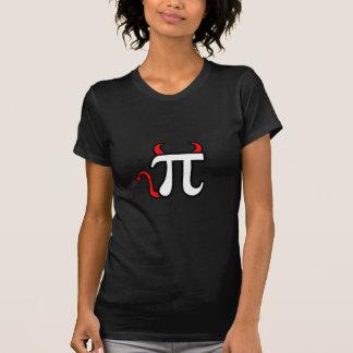 Diable pi t-shirt