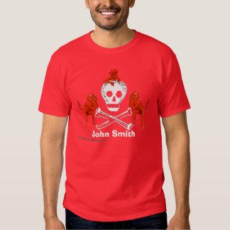 Diables et crâne t-shirts