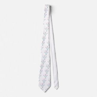 Diagramme de direction d'équipe d'affaires cravate