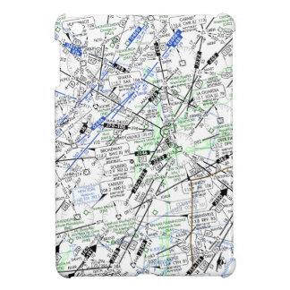 Diagramme de New York IFR Coque Pour iPad Mini