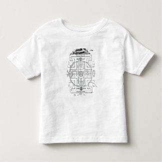 Diagramme mystique de Solomon T-shirt Pour Les Tous Petits