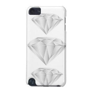 Diamant blanc pour mon chéri coque iPod touch 5G