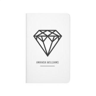 Diamant Carnet De Poche