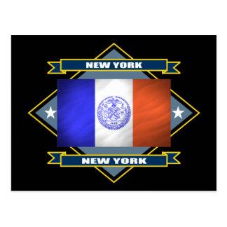 Diamant de New York City Carte Postale
