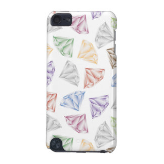 Diamants colorés pour mon chéri coque iPod touch 5G