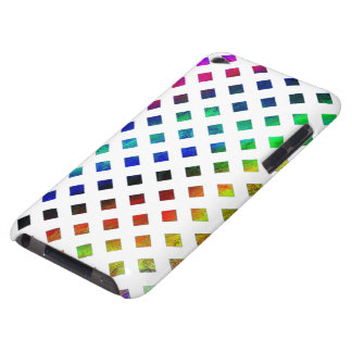 diamants multicolores coques barely there iPod