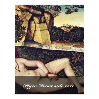 Diana dormante par Cranach D. Ä. Lucas (la meilleu Prospectus Personnalisés