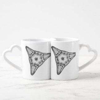 Diatomée Mug Amoureux