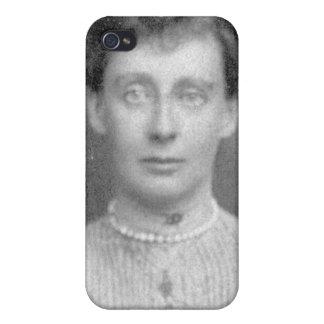 Dickinson violet coque iPhone 4/4S