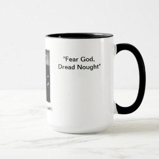 Dieu de crainte, rien de Dred - tasse de citation