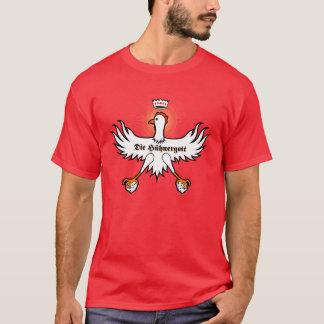 Dieu de poulet t-shirt