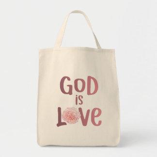 Dieu est amour - spirituel et religieux - sac
