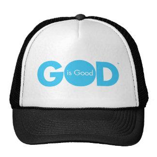 Dieu est bon casquettes de camionneur