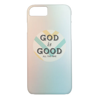 Dieu est bon tout le temps coque iphone