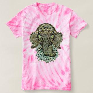 Dieu Ganesha de T-shirts de Ganesh teignent en