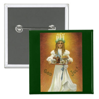 Dieu juillet !  Enfant de Lucia avec des festins Badges