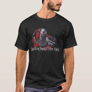 Dieu marchant parmi des mortels t-shirt