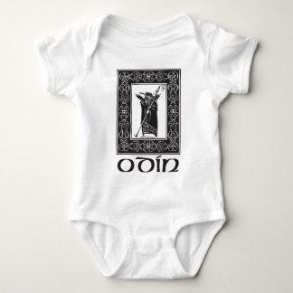 Dieu Odin des norses T-shirts