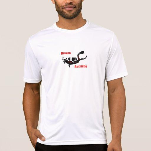 Différemment Autriche tee-shirt