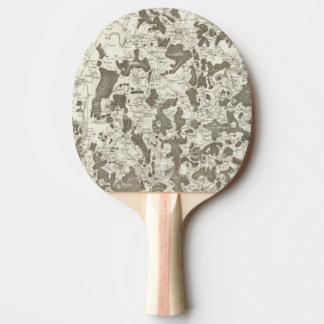 Dijon Raquette De Ping Pong