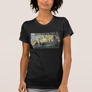 Dimanche après-midi sur l'île de la La grand Jatte T-shirt