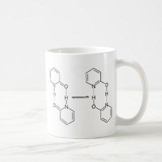 dimère du produit chimique 2-Pyridone Mug Blanc