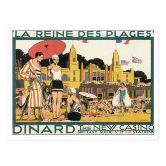 Dinard vintage Hollande Cartes Postales