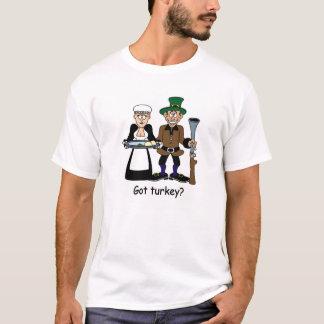 Dinde obtenue ? T-shirt