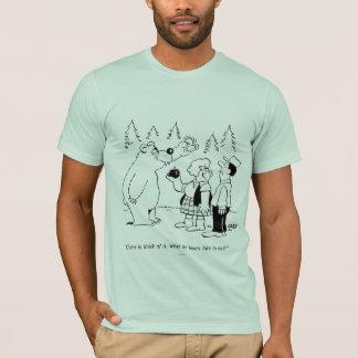 Dîner d'ours t-shirt