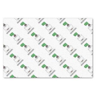 Dinersaur Papier Mousseline