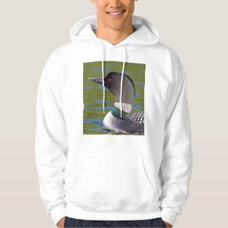 Dingue commun dans l'eau, Canada Veste À Capuche