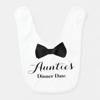 Dinner Date de tante Bavoirs De Bébé
