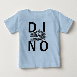 DINO - T-shirt bleu-clair du Jersey d'amende de