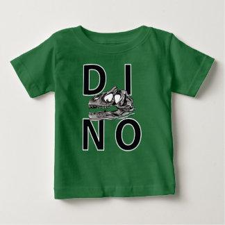 DINO - T-shirt vert du Jersey d'amende de bébé