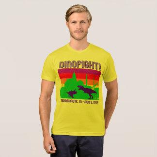 Dinofight ! Pièce en t de souvenir de Terre Haute T-shirt